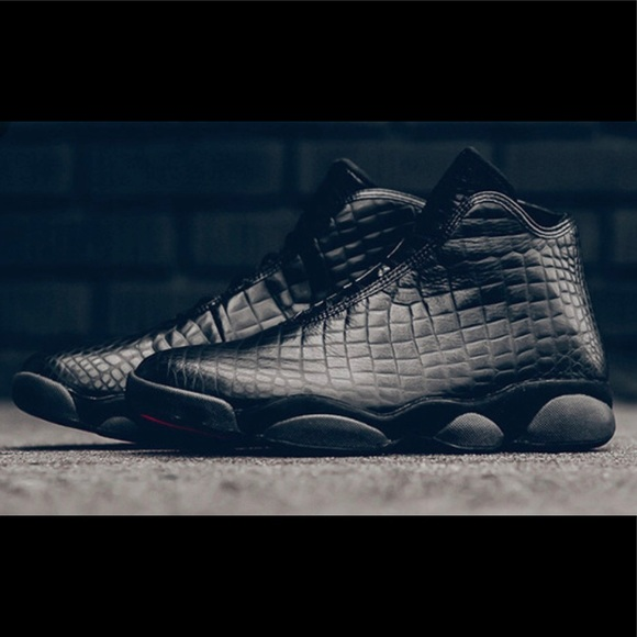 Men s Jordan Horizon Premium Croc Leather 67dd71b6b4